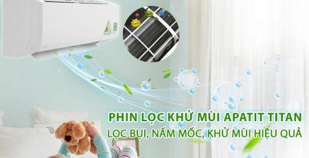 3 công nghệ chăm sóc sức khỏe trên máy điều hòa Daikin FTKA25UAVMV
